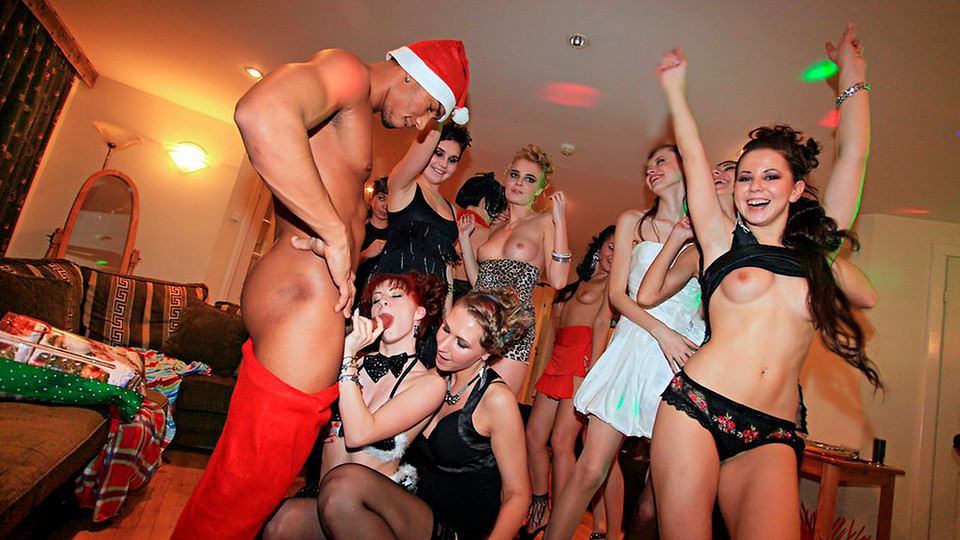 new years orgy sexy black nude woman