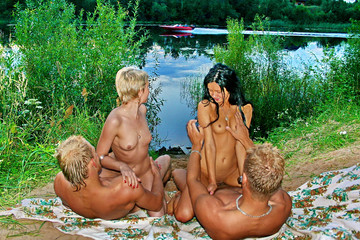 Picnic fuck party movie, part 7